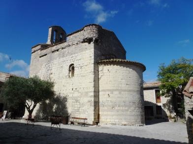 Eglise Romane de Sainte Croix de Quintillargues