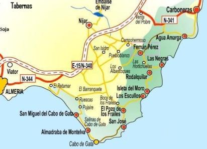 Carte Cabo