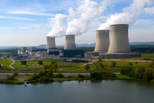 Centrale atomique